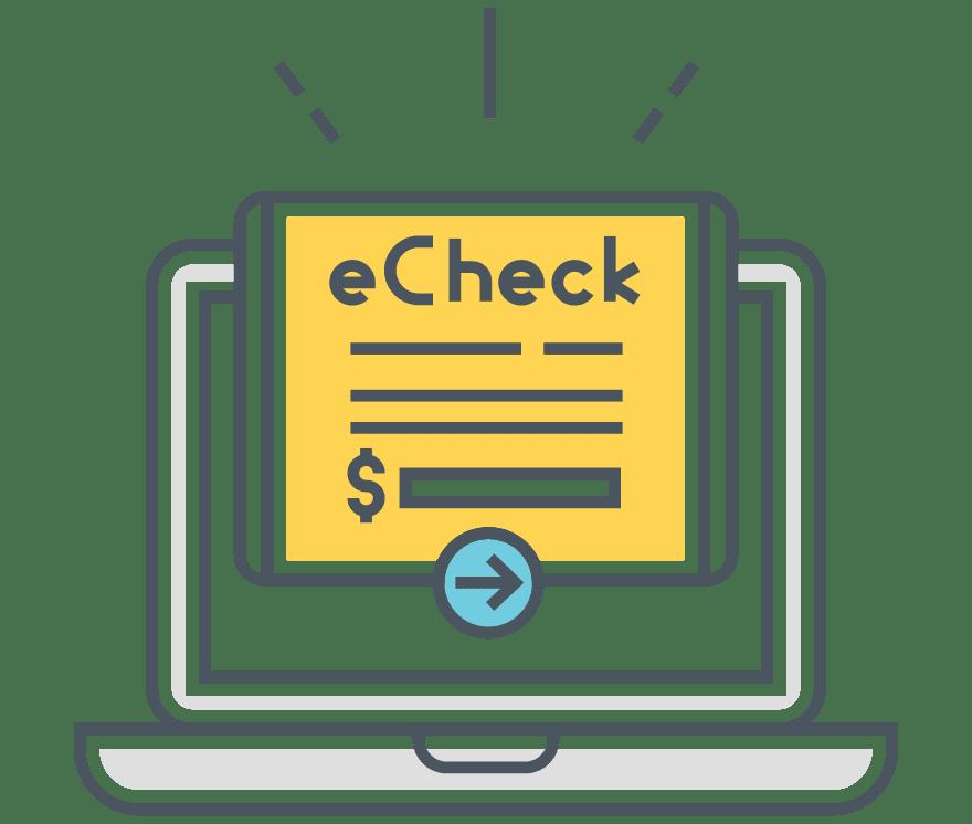 Top  eChecks Mobile Casinos