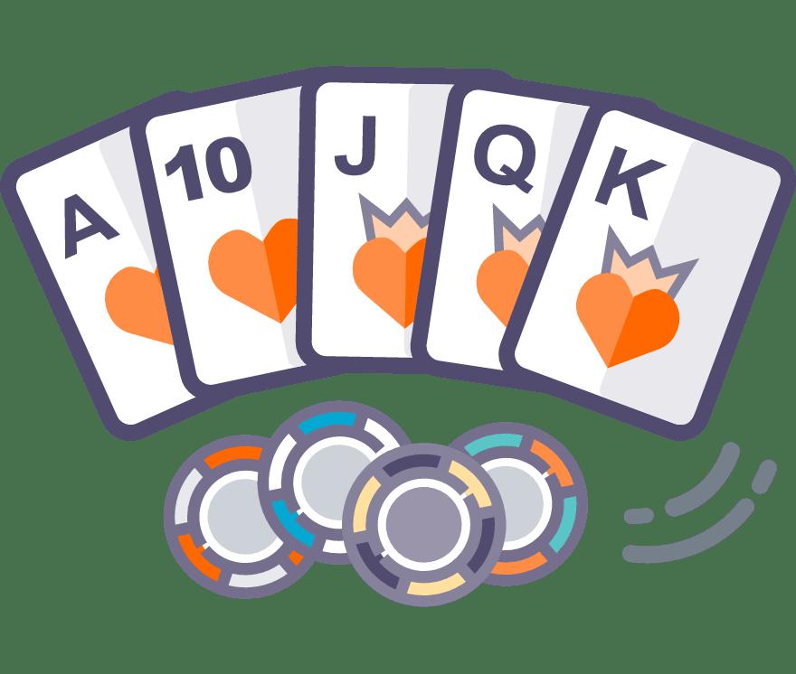 Best 34 Texas Holdem Mobile Casino in 2021